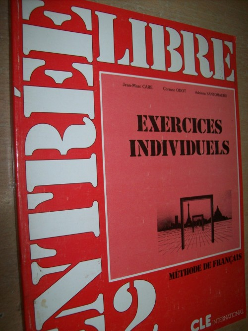 EXERCICES INDIVIDUELS / METHODE DE FRANÇAIS